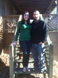 Me and Greg in Saluda